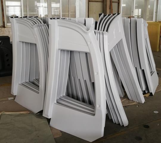 ABS Flame Retardant and Impact Resistant Sheet for Car Door