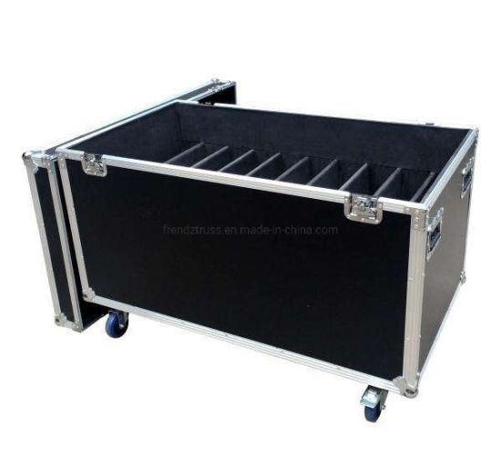 Customized Lighting Flight Case/Moving Portable Cases