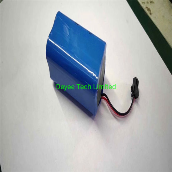 8800 mAh 7.4 Volt Lithium Ion Battery Pack with Protection IC /& Leads