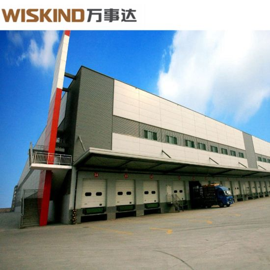 Industrial Field Steel Structure Workshop Buildings with Main Structure Painted