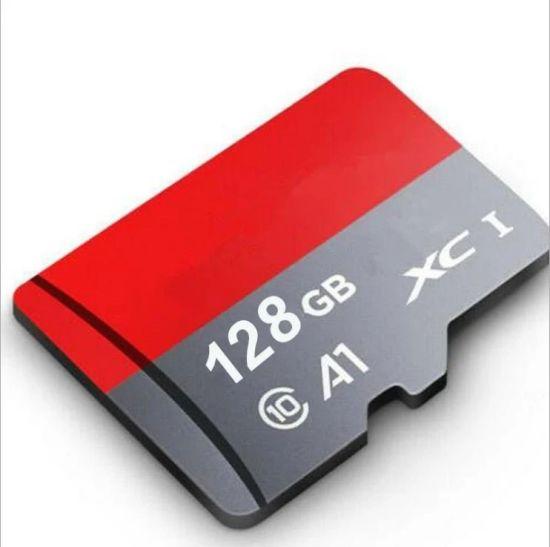 Wholesale True Capacity Memory Card 32GB 16GB 8GB 64GB 128GB 256GB TF SD Card Class10 Custom Logo Original Memory Card