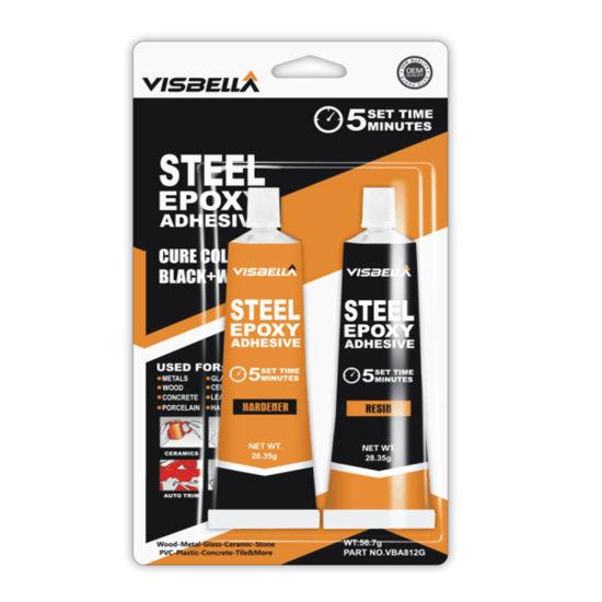 4 Minutes Steel Liquid Ab Glue Epoxy