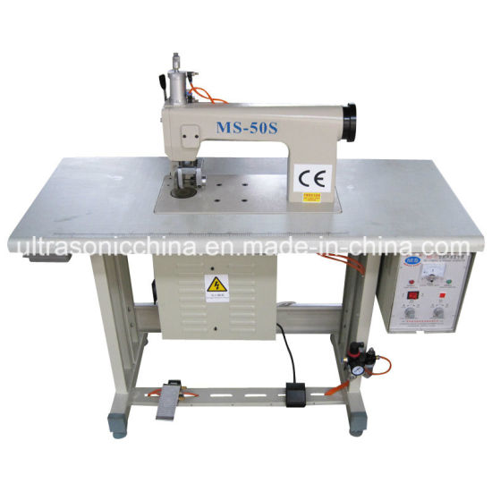 Ultrasonic Sewing Machine for Surgical Gowns