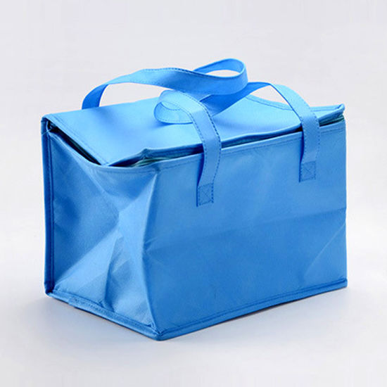 Promotional PP Nonwoven Insulated Cooler Bag