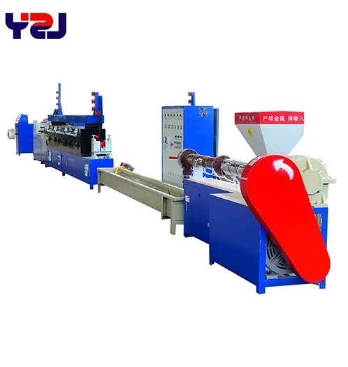 China Supplier Plastic PP Strapping Band Extrusion Machines pictures & photos