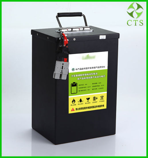 Rechargeable LiFePO4 48V 60V 72V 20ah 40ah 60ah Lithium Ion Battery for Electirc Motorcycle / Scooter / Bike/ Bicycle / Citycoco