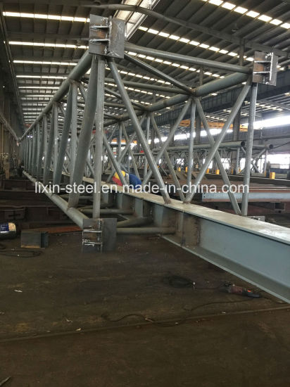 China Professional Fabrication Structural Frame Steel Products by