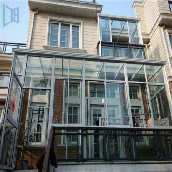China Cold Frames Mini Aluminum Garden Polycarbonate Greenhouse