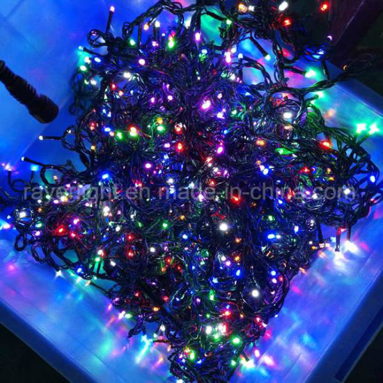 LED String Lights Multicolor Christmas Outdoor Decoration