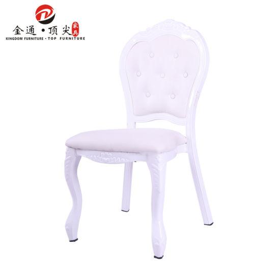 Sensational Top Furniture Foshan Wholesale Aluminium White French Louis Chair Ibusinesslaw Wood Chair Design Ideas Ibusinesslaworg