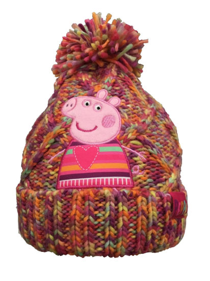 Winter Sequin Knitted Beanie Warm Children′s Hat pictures & photos