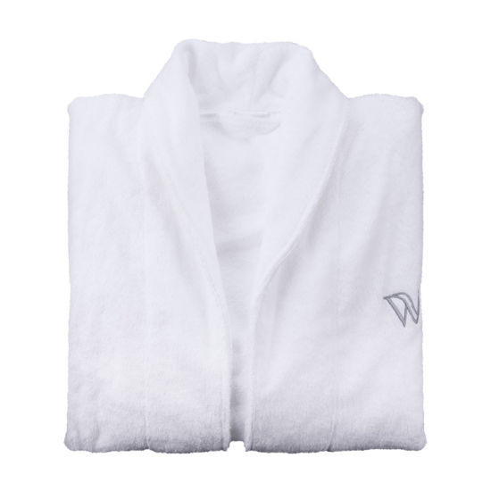 High Luxury 100% Egyptian Cotton Terry Sleepwear for Hotel pictures & photos