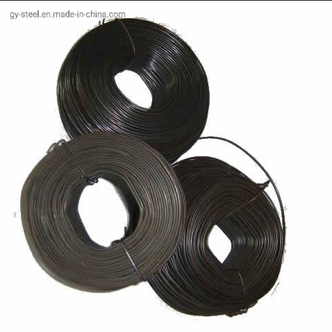 12 14 18 Gauge Black Annealing Wire Iron Rod Binding/Factory Price Black Construction Wire