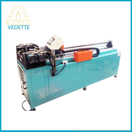 Hydraulic Copper Pipe CNC Punching Machine for Cooling System