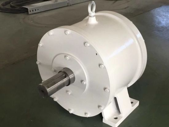 Ff-50kw/150rpm/AC400V Permanent Magnet Alternator (PMG/PMA/Hydro) pictures & photos