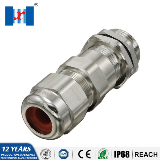 china hnx waterproof metal explosion proof cable connector  3632 4 zoeller x190 explosion proof