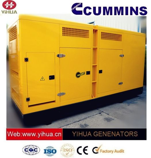 Cummins 200-1200kw Silent Power Electrical Generator[IC180930A]