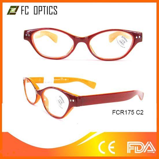 a73558103db China Fashionable Plastic Italy Design Readers - China Myopic ...
