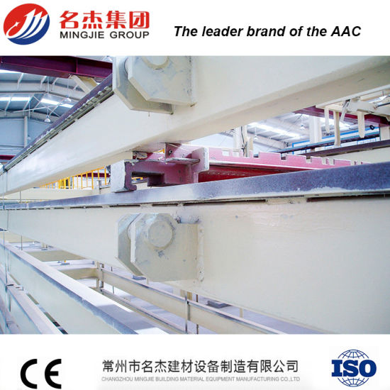 Internal Wall Sand Lime Lightweight Wall Panel Machine AAC Panel pictures & photos
