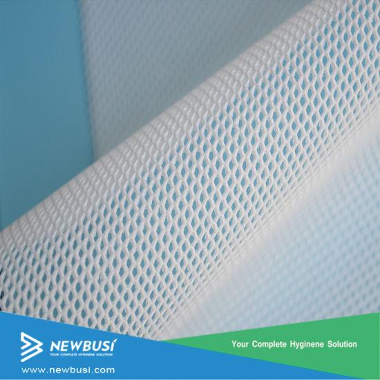 Rhombus Shape PE Film for Sanitary Napkin Topsheet