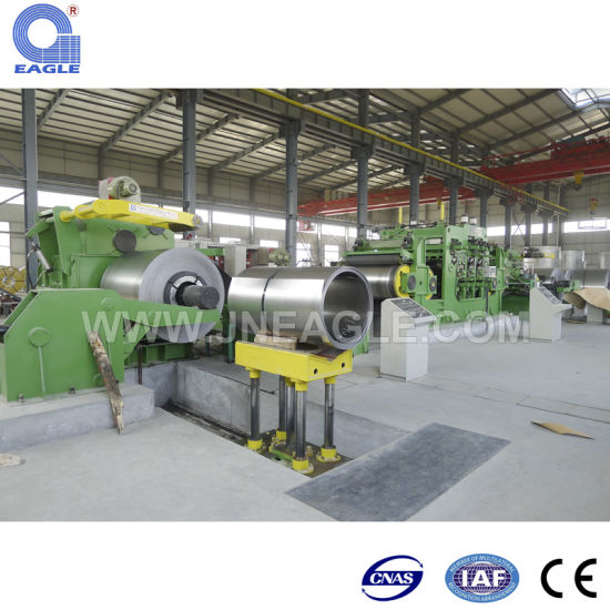 Tension Leveler Machine Line for Steel pictures & photos