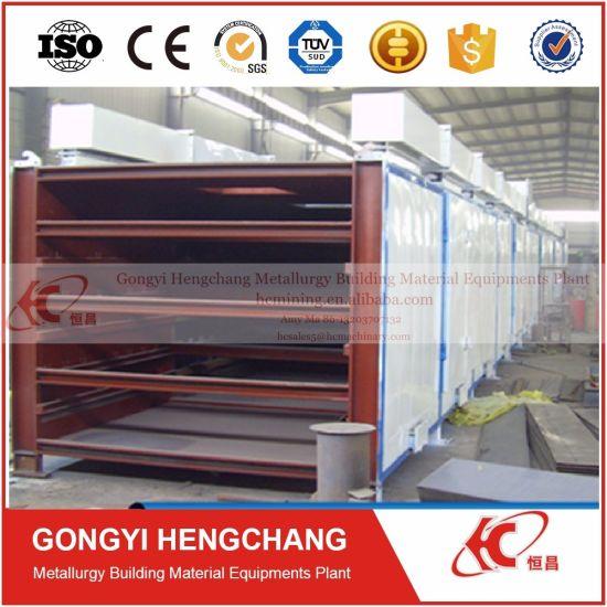 2017 Industrial Conveyor Mesh Belt Dryer with Multi Layers