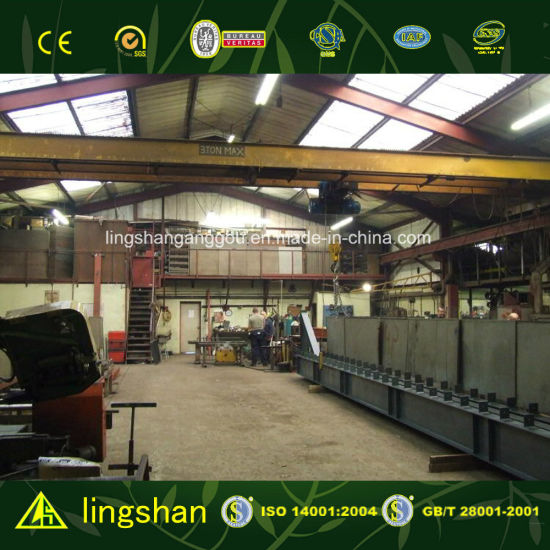 Low Cost Prefabricated Steel Workshop Building pictures & photos