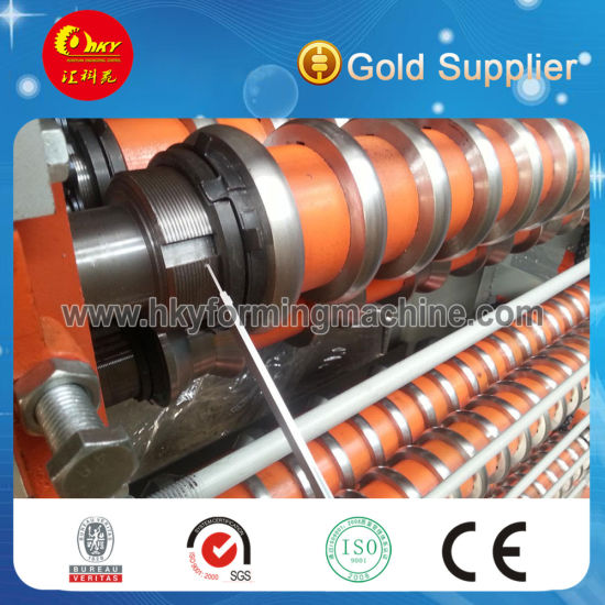China Manufacturer Steel Roofing Sheet Roll Forming Machine pictures & photos