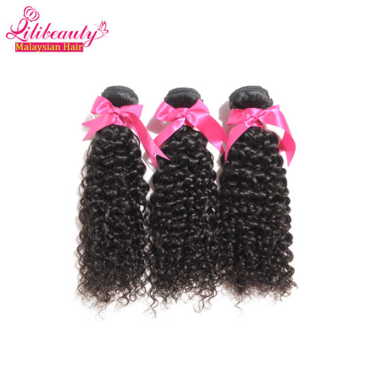 100% Unprocessed Remy Human Hair Malaysian Hair Bundles pictures & photos
