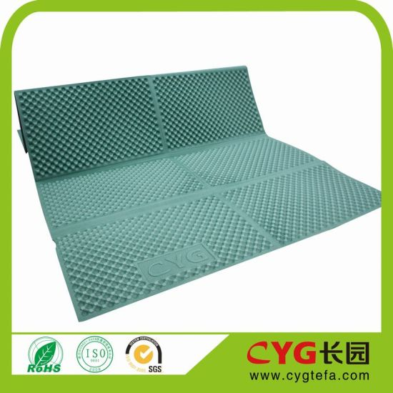 China Waterproof Anti Slip Pe Foam Mat Camping Mat Beach