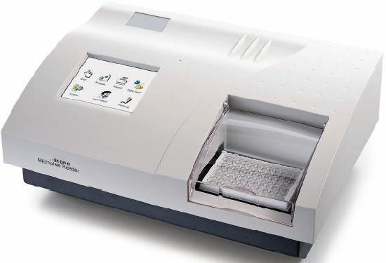 China Stable Quality Semi Automatic Elisa Analyzer / Micro-Plate ...