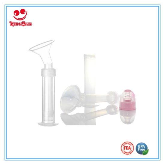 Conveniently Design Needle Type Breast Milk Pump with Nipple