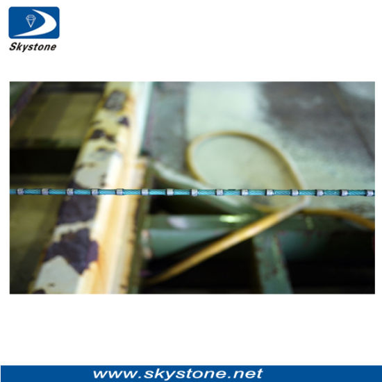 Stationary Wire for Granite Cutting pictures & photos