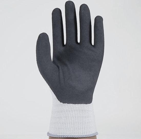Hot Sale Wearer Comfort Handy-Man Jobs Prefer Absorb Perspiration Personal Protective Cooling Women Working Glove
