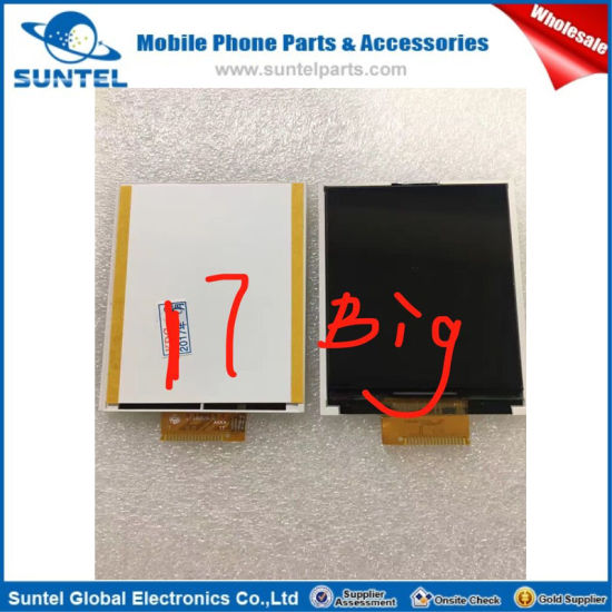 Wholesale Phone Repair Parts for Tecno 17 Pin Big LCD Display Replacement