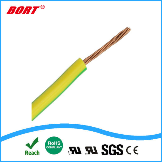 UL1027 Polyvinyl-Chloride Insulation Copper Conductor Wire