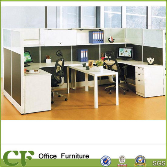 Ergonomic Workstation Compact Computer Desk Furniture Cd 8873