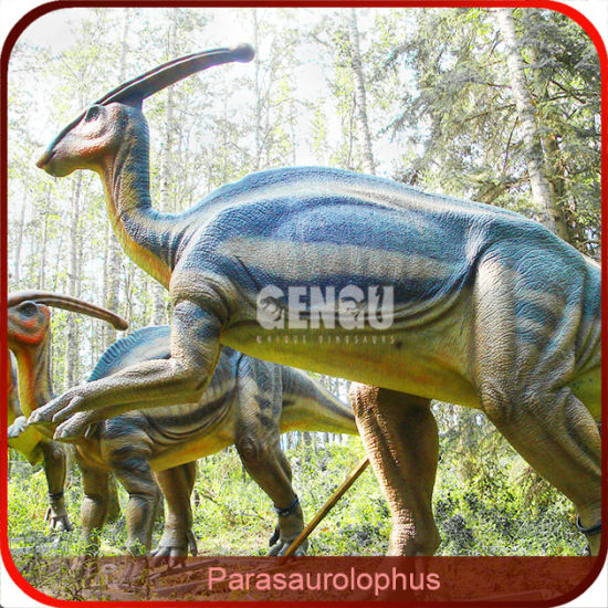 China Jurassic Theme Park Animatronic Dinosaur Spinosaurus - China