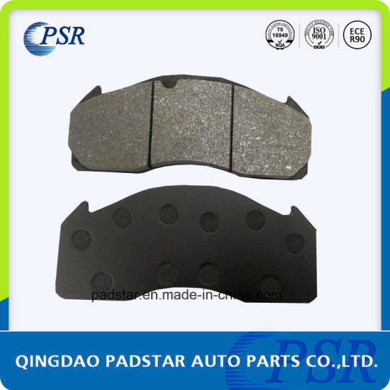 Auto Parts Brake Disc High Quality Truck Brake Pad for Mercedes-Benz pictures & photos