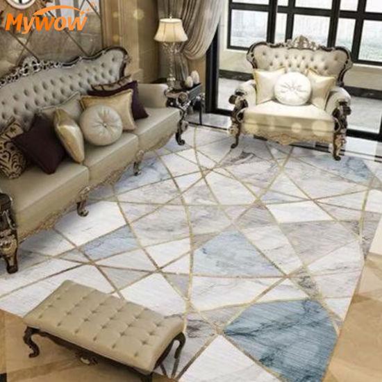 Kitchen Use Large Luxury and Soft Decorative Non Slip Rug Mat