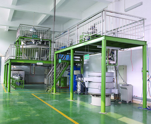 Victory Solder Powder Production Line China Supplier
