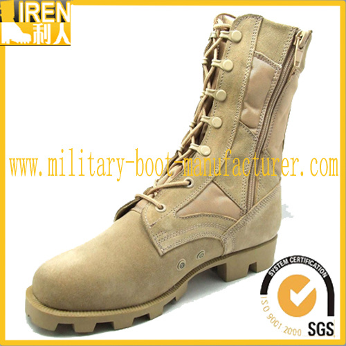 Fashionable Panama Pattern Militery Army Desert Boots pictures & photos