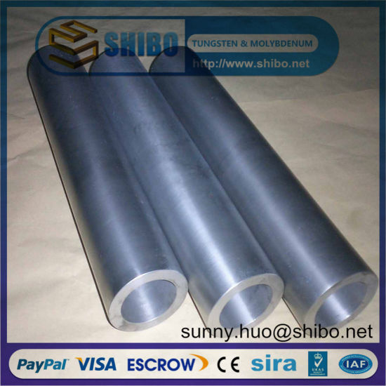 Pure Molybdenum Tube, Moly Tube, Mo Pipe pictures & photos