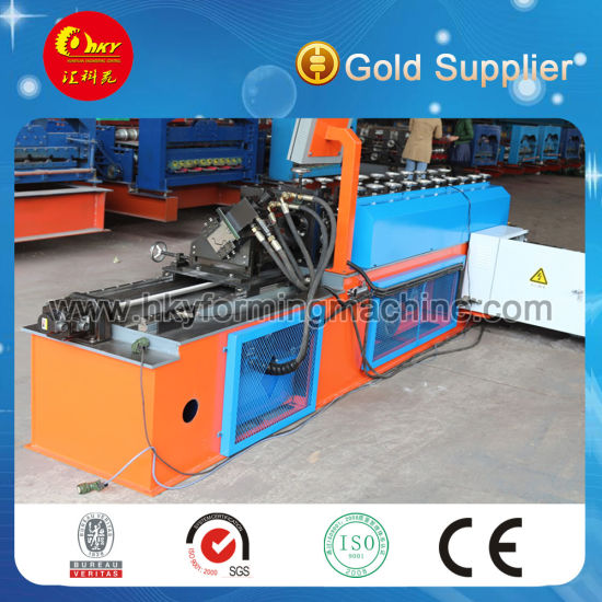 Automatic Light Gauge Steel Stud and Track Roll Forming machine pictures & photos