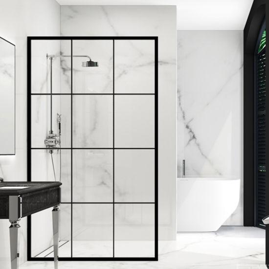 Corner Bathroom 2 Sided Shower Cubicles Shower Enclosures