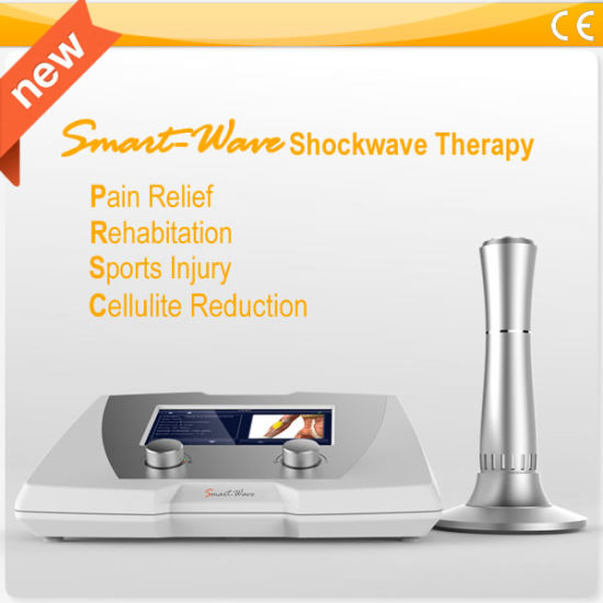 Radial Pulse Shockwave Therapy Equipment pictures & photos