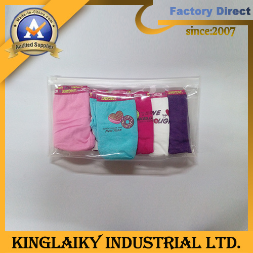 Promotional Gift PVC Bag for Packing Garment with Logo (PB-3)