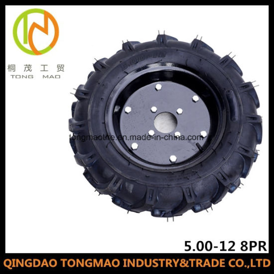 China Trailer Wheel for Irrigation Farmtractor Tire (500-14) pictures & photos
