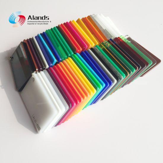 China Colors Acrylic Sheets Opal White Acrylic Plexiglass Sheet 10mm Wholesale China Various Colors Acrylic Sheets Customized Colors Acrylic Sheets