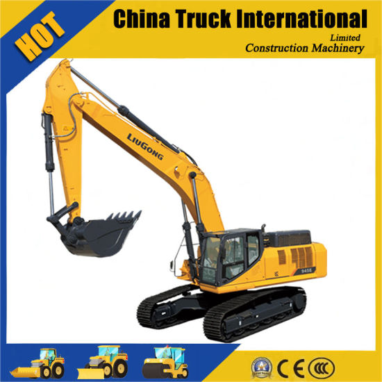 Liugong Excavator Clg945e with Ce Certification pictures & photos